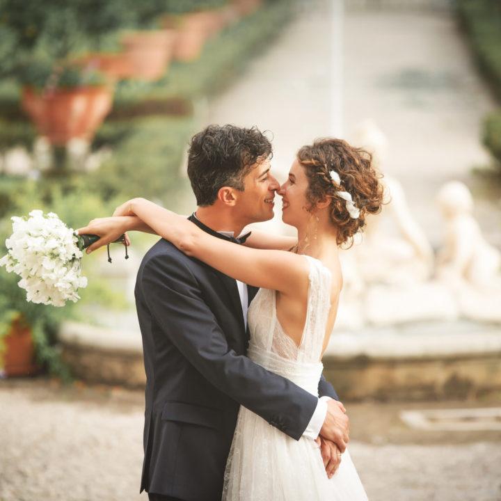 Camilla e Mauro